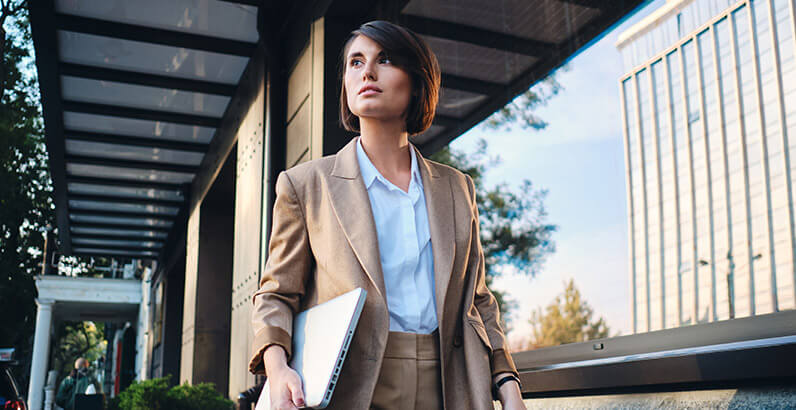 biznes woman